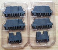 Wholesale 1lot N N Hair Thermicon Tip Fitting Replacement Available for Pro3 Pro5 Hair Removal Epilator Wide Narrow