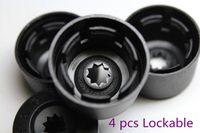 Wholesale 20x Wheel Bolt Caps Bolt Covers Lug Nuts Fit VW Jetta Golf Passat Polo Sedan non lockable lockable