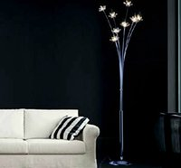 Wholesale Contemporary Modern High Quality Twiggy Crystal Floor Lamp Lighting Home Gift bedroom room lamp LFL2