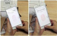 Cheap Real Fingerprint Quad core 1GB RAM goophone i6 phone Metal body 5.5'' OS 8.0 MTK6592 64G Rom Goophone octa core 8.0MP 1134*750 Smart phone