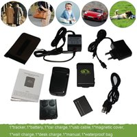 Cheap Mini Car Vehicle GPS Tracker TK102B Mini Global GPS Tracker Real Time 4 bands GPS GSM GPRS Tracking Device