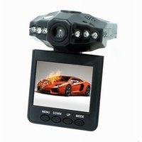 Wholesale 2 inch HD car DVR road crossed car camera flow meter panel camera LCD degree rotation