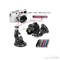 Wholesale 92mm Car Window Suction Cup Mount Tripod Holder for Camera P161
