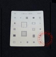 Wholesale S5027 PPD for Samsung Note3 Mobile phone sik tin solder bumping solder paste BGA stencil order lt no track