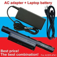 Wholesale High quality HOT Adapter laptop battery For Acer AS10D31 AS10D3E AS10D41 AS10D51 AS10D61 AS10D71 AS10D73 AS10D75 Aspire