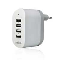 Cheap 2.4A 4 Port USB Charger Universal USB Wall Charger Mobile Phone Charger For Home Travel Adapter With US UK EU AU Plug Optional