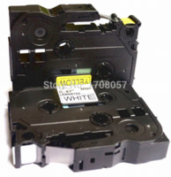 Wholesale 1PC Tze Tze Label Maker Tape mm Compatible For Brother P touch Tze PT Labeler tz231 tz tz tze231 Etiquetadora