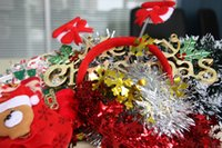 Wholesale Tradetreats Christmas Santa Claus Xmas Tree Ornaments Hanging Decorations