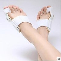 Wholesale 500pcs CCA3373 Hot Sale Broadhurst Day And Night Orthotast of Recitification Toes Hallux Valgus Correction Footcare Orthopedic With Opp Bag