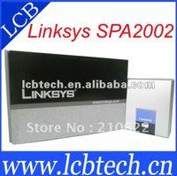 Wholesale 5pcs Unlocked SPA2002 Linksys New