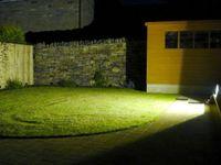 Wholesale 2PCS W PIR Infrared Body Motion Sensor LED Flood Light AC V Waterproof Outdoor Landscape Lamp LEG_846