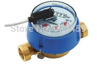 Wholesale Italy Bmeters Water Meter GSD5 R DN20 for hot water Italy Made Directly send out the order from Bmeter Factory