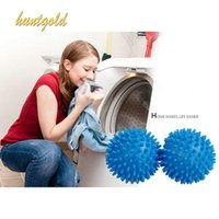 Wholesale 2x Washing Helper Laundry Dryer Balls Rubber Fabric Softener Cloth