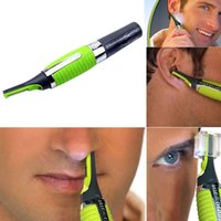Wholesale Nose Ear Face Neck Eyebrow Hair Trimmer Shaver Clipper Cleaner Health Care