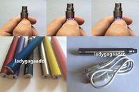 battery charging voltage - 2014 new EVOD bottom charging voltage regulating battery EVOD USB battery the new EVOD battery