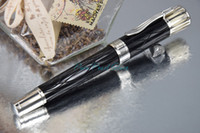 Gel Pens best finance - PURE PEARL MB SPECIAL High Quality Best Design MARK TWAIN Special Edition Roller Ball Pen