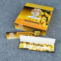 Wholesale He banana flavor thread paper HORNET Knight g MM