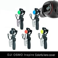 Wholesale Newest DJI Camera Lens Cover Protector Universal for DJI Osmo DJI Inspire1 RC Osmo Accessories