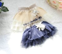 baby tutus fluffy - Fashion girls skirt new style chindrens skirts girls tutu skirts kids baby fluffy pettiskirts retail