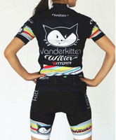 Wholesale PALADIA Cycling Jerseys women Bicycle Shirt Mouse Sport wear cycling clothes china