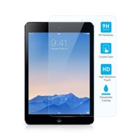 Wholesale Premium Tempered Glass Screen Protector for Apple iPad Mini iPad iPad Air Air2 mm H Ultra clear