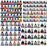 authentic baseball hats - 2015 SPORT KNIT Onfield Sideline Beanie Winter Pom Knit Cap Hat Whiz Skully Winter Beanie Cuffed Pom Authentic Original Hat Cap