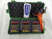Wholesale DHL shipping Cues Cues Cues Remote firing system M Safety wire stage equipment
