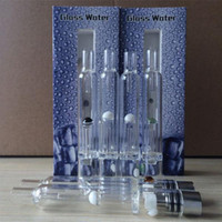 Cheap glass water atomizer Best glass bubbler pipe smoking