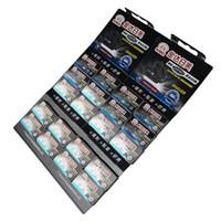Wholesale 100 Counts Men Shaving Ri Mei Razor Blades Double Edge Razor replacement heads Safety Razor Blade German Technology Stainless Steel