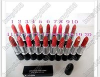 Wholesale New Makeup Lustre lipstick rouge a levres g in box cs free gift