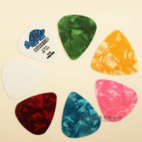 Wholesale 100pc Especially in the kerry Ukulele New Thin Guitar Picks Parts Accessories Celluloid mm mm Stringed Instruments Z00366