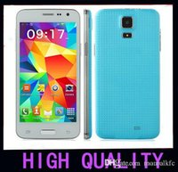 Wholesale 2014 New Arrival inch Mini s5 i9600 Dual Sim Dual Standby MTK6572 Dual Core Android s5 i9600 cell phone