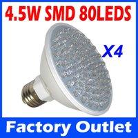 4w led mr16 - free sipping led lighs E27 W Red Blue SMD LEDs Hydroponic Plant Grow Growth LED Light Bulb AC220V
