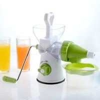 baby blenders - Multi manual hand juicer press juice blender mini baby prairie wheat vegetable juice machine home