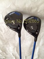 Wholesale 2015 golf clubs G30 fairway woods regular flex include golf hedcovers right hand