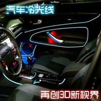 Wholesale Auto LED lamp length cm have a of color can choose car hit a cold light d vision