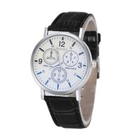 high end watches - Attractive Fashion Mens Luxury Crocodile Faux Leather Analog high end Business Wrist Watch SP4