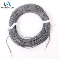 Wholesale Maxcatch Weight Forward Sinking Fly Fishing Line FT WF4S S S S Dark Grey Sinking Fly Line