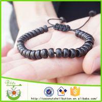 Wholesale 5pcs New Style Prayer Beads Tasbih Bracelet Natural Coconut Beads Islamic Tesbih Prayer Beads Rosary BYYPC0704