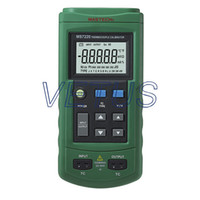 b type thermocouple - thermocouple calibrator MS7220 Measure temperature TC output with J K T E N R S B type C