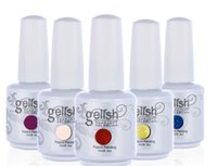 Wholesale 2015 Nail Polish Fashion IDO Gelish Nail Art Soak Off Harmony Nail Gel UV Gel For Nails Gel Polish