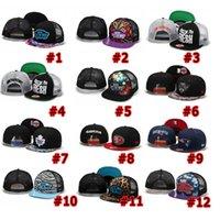 Wholesale Snapbacks Hats Adjustable Cheap Snapbacks Hat Cap Trukfit Pink Dolphin Caps Snapbacks Men and Women Caps