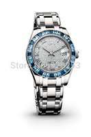 Wholesale AAA quality colors Ladys women new arrivel Crystal diamond Automatic Mechanical Wrist Watch mm gift