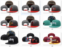 basketball team hats - New Arrive Mens Womens Basketball Snapback Baseball Snapbacks All Team Football Snap Back Hats Flat Caps Hip Hop Snap Backs Cap Sports Hat
