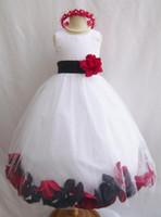 Cheap Model Pictures lovely Best Girl Hand Made Flower 039 dresses
