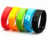 calorie counter watch - New Arrival Smart Sport Bracelet Watch Pedometer Sleep Monitor Step Distance Calorie Counter For Sale