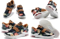 Table Tennis arts flower boxes - With Box Kevin Durant KD VII Classic Floral Flower Version Men Basketball Sport Outdoors Shoes
