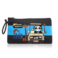 Cheap Black Pencil Case Best Storage Pouch Purse