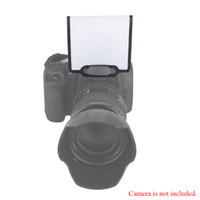 Wholesale Universal Soft Screen Pop Up Flash Diffuser for Camera Nikon Canon Pentax Olympus DSLR Camera order lt no track