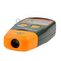 Wholesale Non Contact Digital Laser Tachometer RPM Meter to RPM r min digit LCD display ZSB11HQ X26